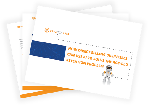 Increase Retention in Direct Selling Companies